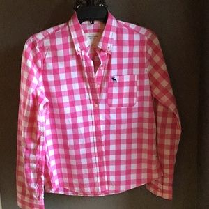 Abercrombie & Fitch medium shirt